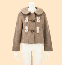 franche lippee's best mini duffle coat