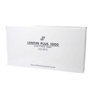 Lentin Plus 1000 米蕈
