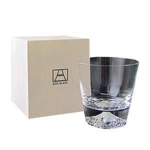 Mount Fuji Rock Glass