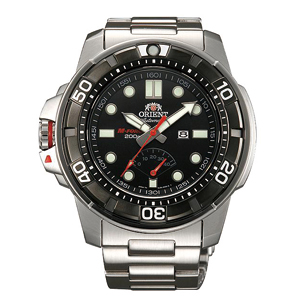 ORIENT/M-FORCE 200m Diver's Watch