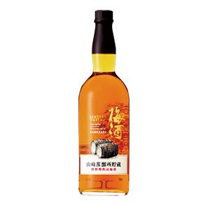 三得利山崎高級梅酒
