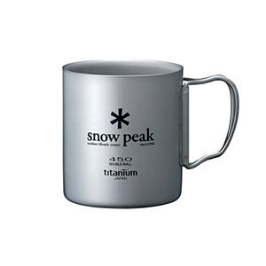 Snow Peak 户外炊具