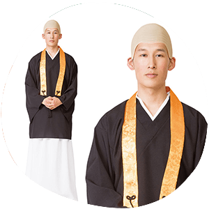 부처님 의상