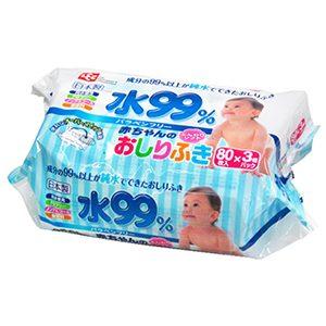 嬰兒柔濕巾