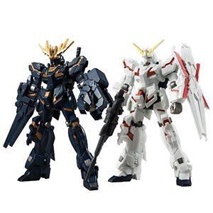 Assault Kingdom Ex10 Unicorn Gundam & Banshee