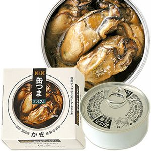Hiroshima Smoked Oysters in Oil