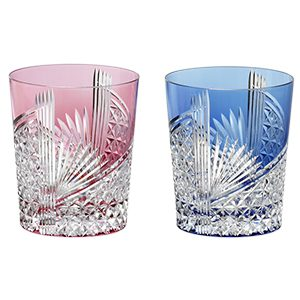 Edo Kiriko Cut Glass