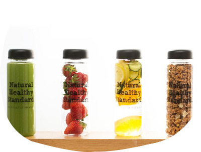 Natural Healthy Standard Bottle
