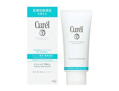 Kao Curél Gel Make-up Remover