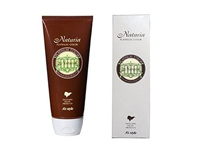 Naturia Platinum Color Treatment     For Hair Dying