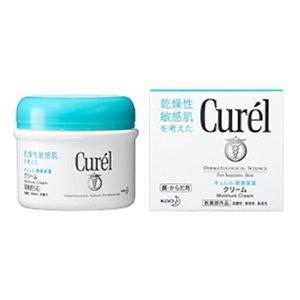 Curel護膚產品