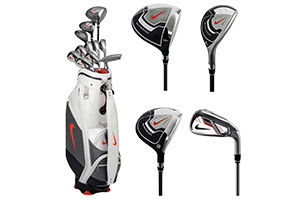 Nike Golf all-in-one set