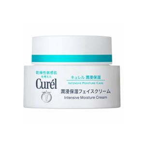 Curel face cream