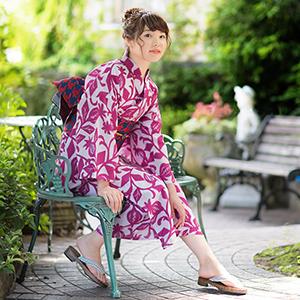 日本浴衣套組