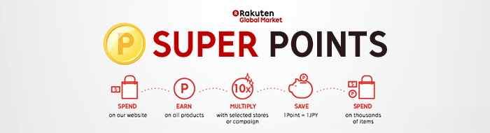 Rakuten Super Points