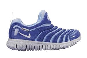 耐克毛毛虫儿童鞋