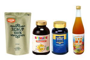 Japan Algae Spirulina Promotion Shop