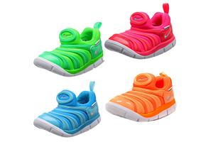 耐克Nike Dynamo Free 婴童毛毛虫童鞋