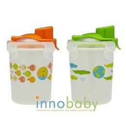 美國 Innobaby 不鏽鋼吸管水壺
