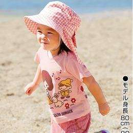 日本空運 100%純棉可愛公主短袖圖T(3件組)