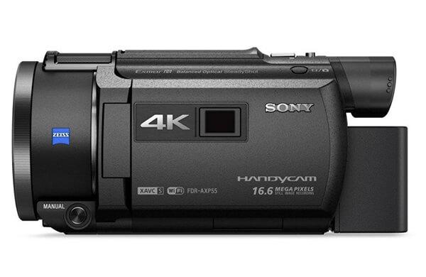 使用SD記憶卡攝影機