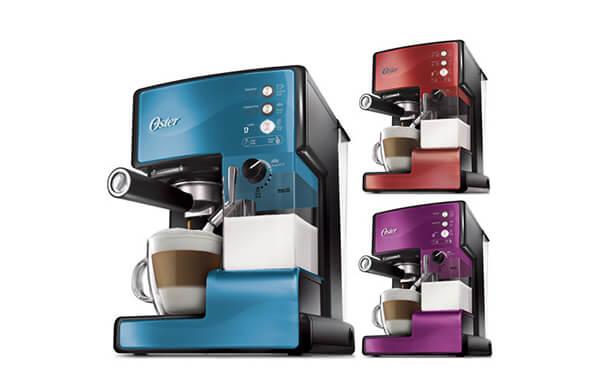 各種顏色咖啡機
