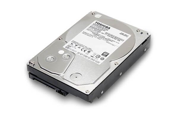 一般硬碟HDD