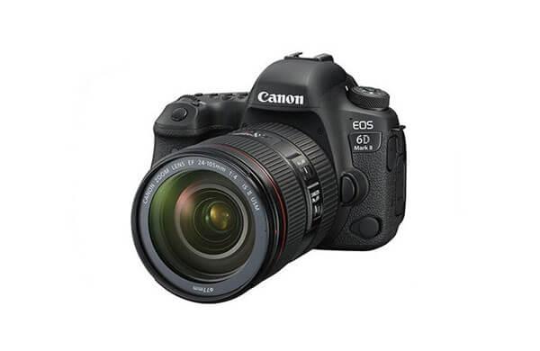 Canon數位單眼相機