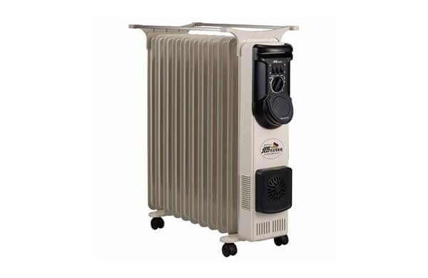 葉片式電暖器