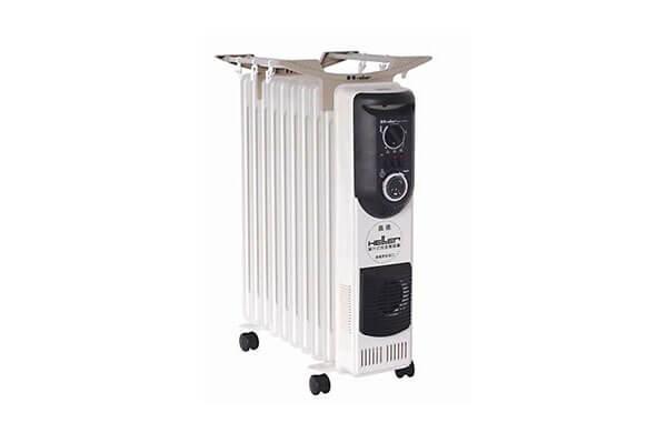 葉片電暖器