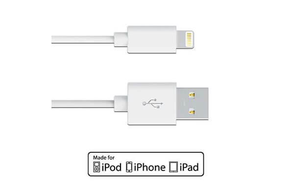 iPad 充電