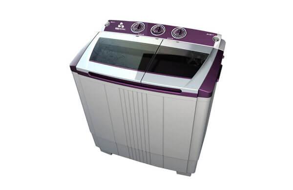 雙槽式洗衣機