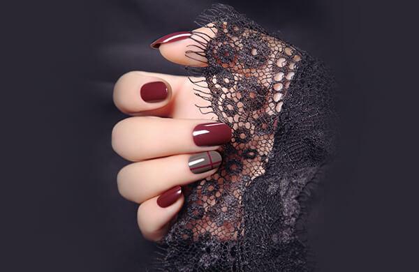 秋冬人氣!魅惑度十足的酒紅色