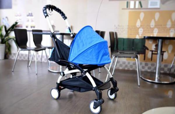 嬰兒車租借