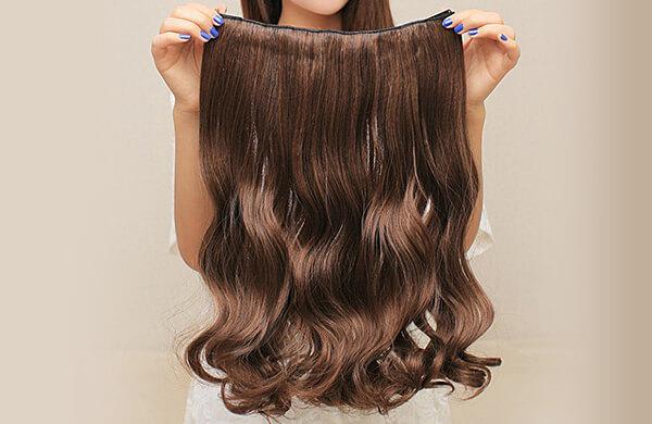 立體造型髮片