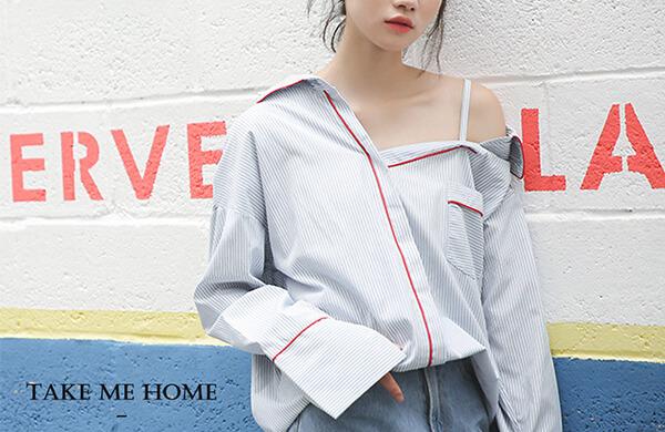 造型女襯衫