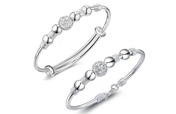 銀飾手環手鍊