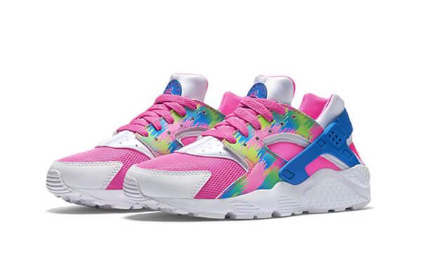 彩色運動鞋