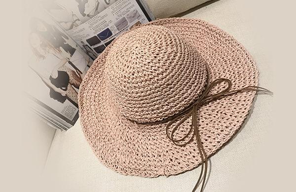 藤編帽/草帽