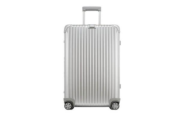 可以嘗試各式各樣的行李箱
