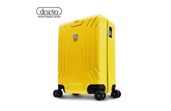 耐用行李箱預防破損