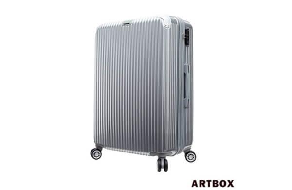 無法事先確認行李箱本體