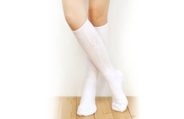 膝下襪/高筒襪