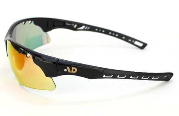 運動型鏡框太陽眼鏡