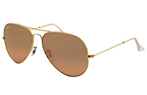 金屬鏡框太陽眼鏡