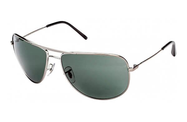 飛行員鏡框太陽眼鏡