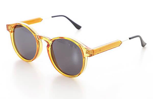 橢圓形太陽眼鏡框