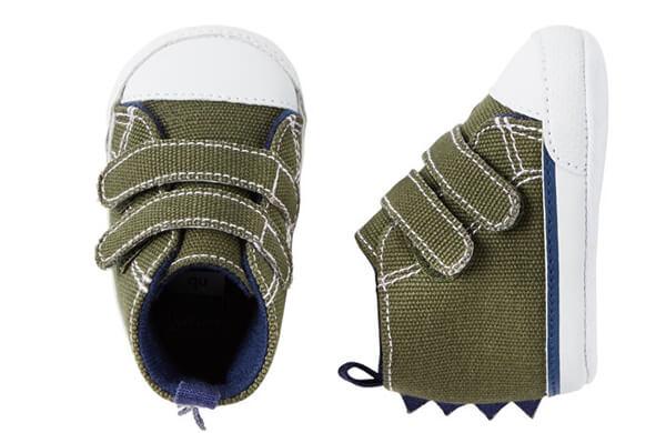 高筒型學步鞋