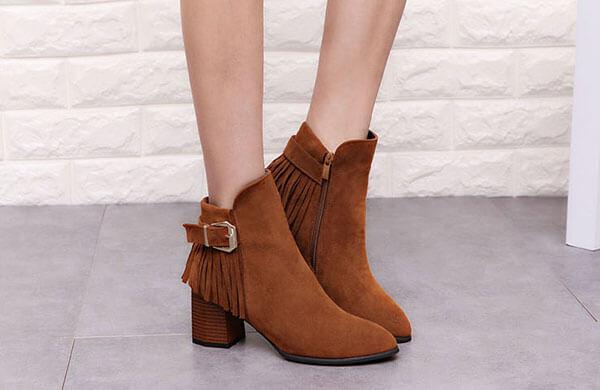 西部牛仔靴