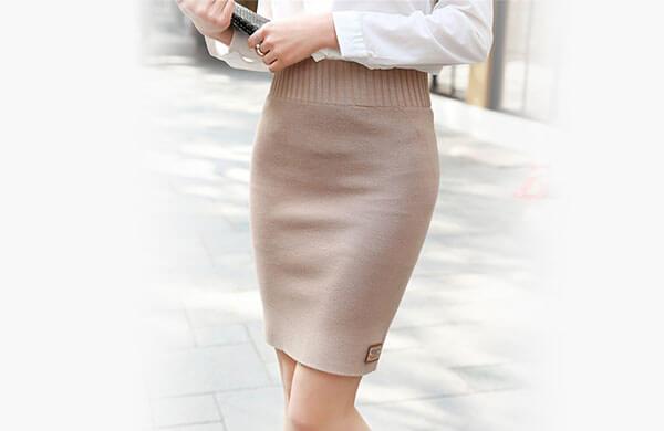 緊身窄短裙
